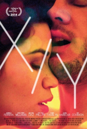 X/Y (X Slash Y) Film Poster