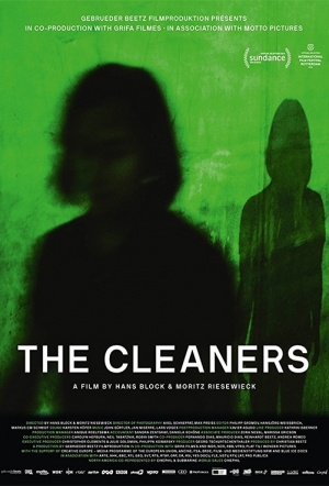 The Cleaners Film Poster