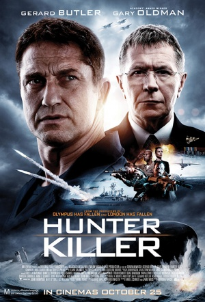 Hunter Killer Film Poster