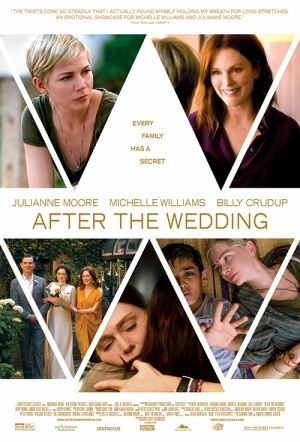 After the Wedding Film Poster