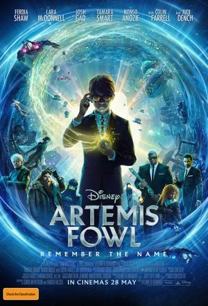 Artemis Fowl 3D