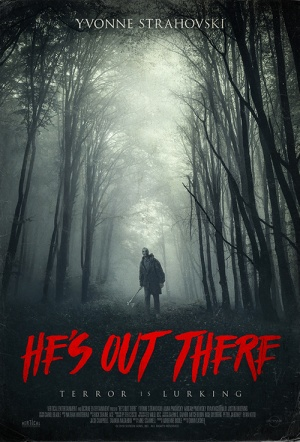 He's Out There Film Poster