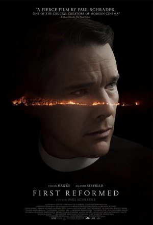 First Reformed Film Poster