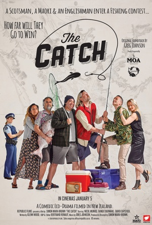 The Catch Poster