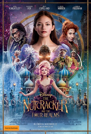 The Nutcracker and the Four Realms Film Poster