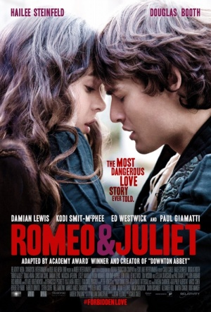 Romeo and Juliet (2013) Film Poster