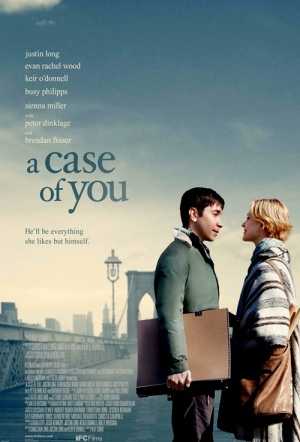A Case of You Film Poster