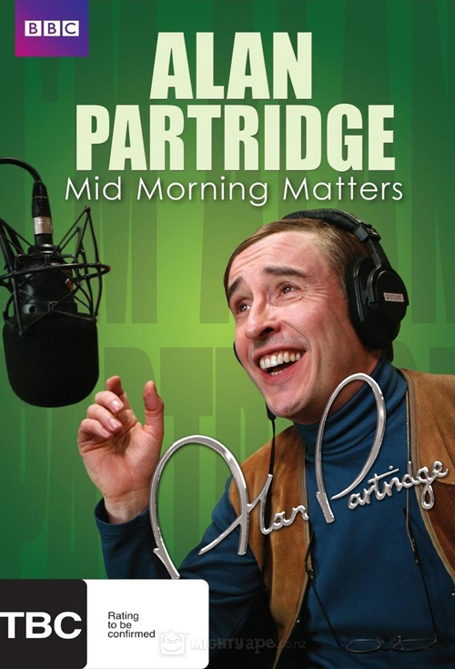 Alan Partridge's Mid Morning Matters: Season 1 Film Poster