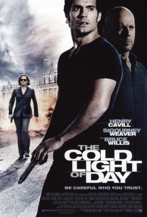 The Cold Light Of Day Film Poster