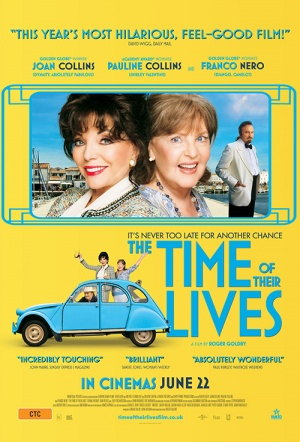 The Time of Their Lives Film Poster