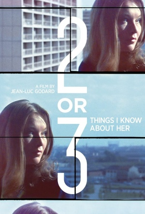 2 or 3 Things I Know About Her Film Poster