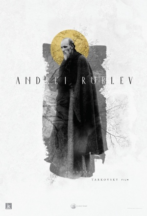 Andrei Rublev Film Poster