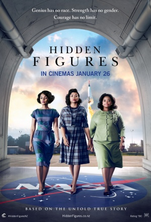 Hidden Figures Film Poster