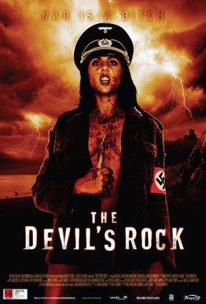 The Devil's Rock Film Poster