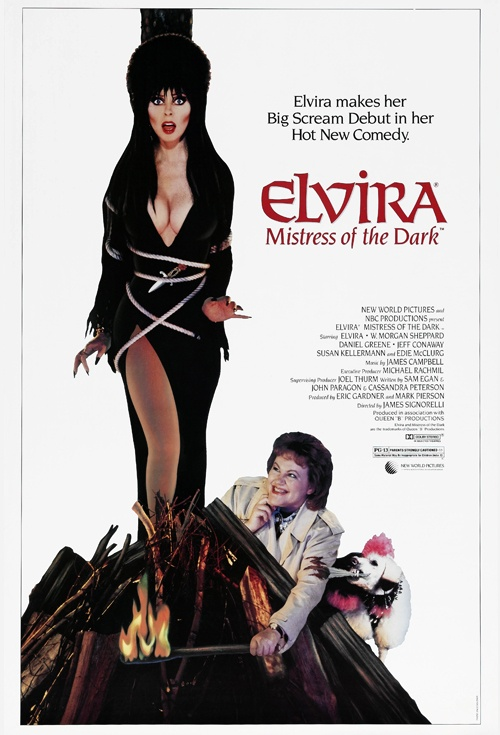 Elvira: Mistress Of The Dark Film Poster