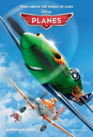 Planes Film Poster