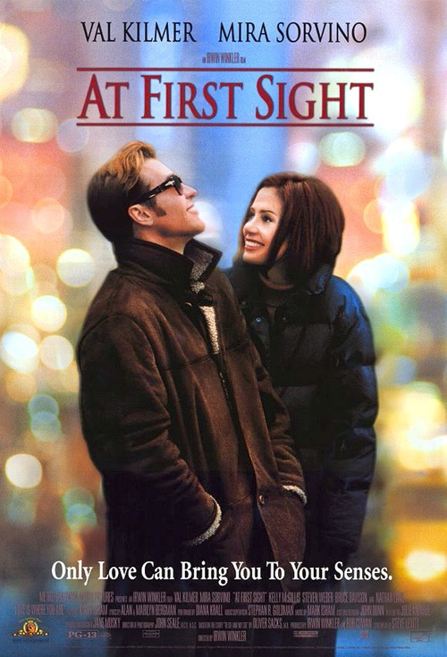At First Sight Film Poster