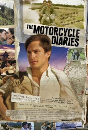 The Motorcycle Diaries Film Poster