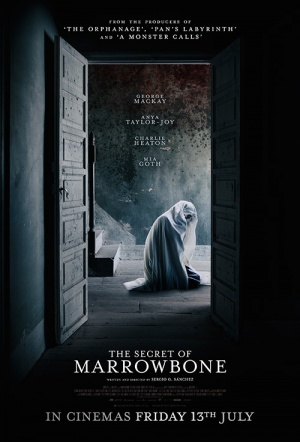 The Secret of Marrowbone Film Poster
