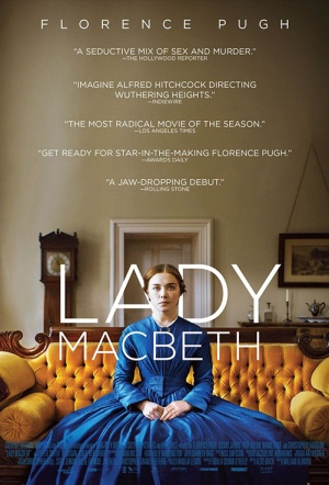 Lady Macbeth Film Poster