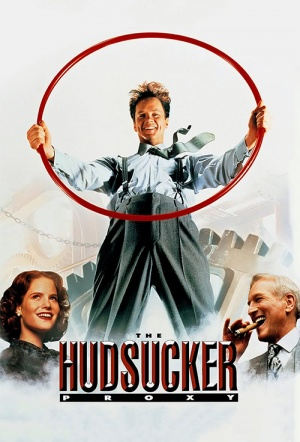 The Hudsucker Proxy Film Poster