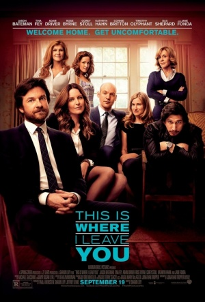 This is Where I Leave You Film Poster