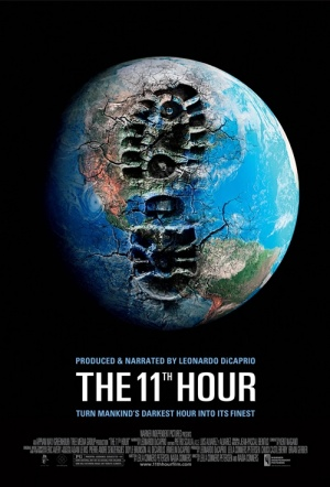 The 11th Hour Film Poster