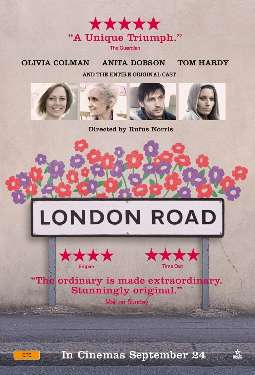 London Road Film Poster