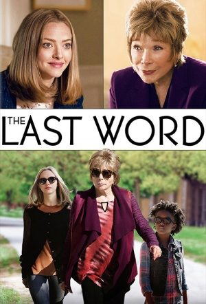 The Last Word Film Poster