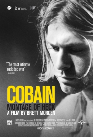 Kurt Cobain: Montage of Heck Film Poster