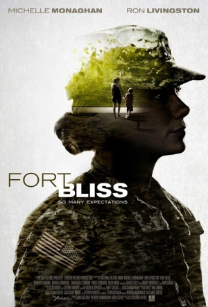 Fort Bliss Film Poster