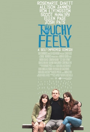 Touchy Feely Film Poster