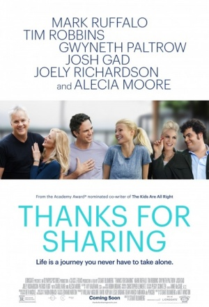 Thanks For Sharing Film Poster