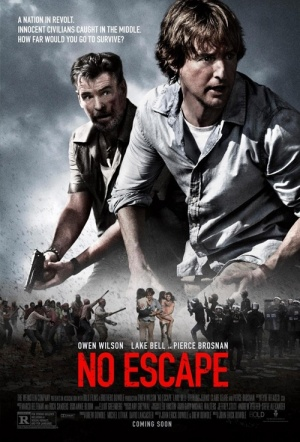 No Escape (2015) Film Poster