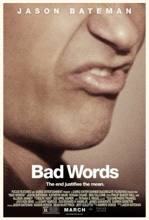 Bad Words Film Poster