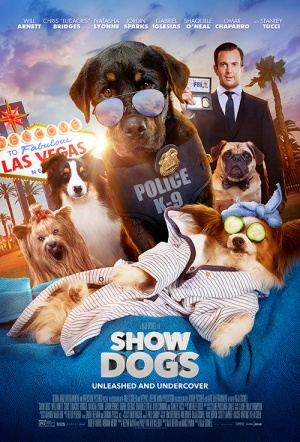 Show Dogs Film Poster