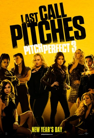 Pitch Perfect 3 Film Poster
