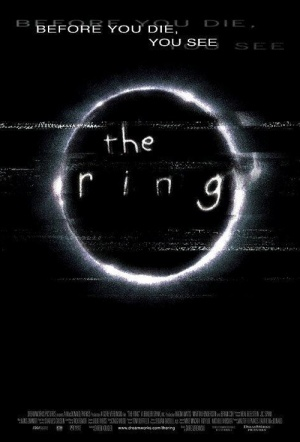 The Ring (2002) Film Poster