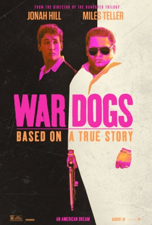 War Dogs Film Poster