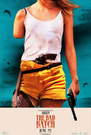 The Bad Batch Film Poster