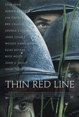 The Thin Red Line Film Poster