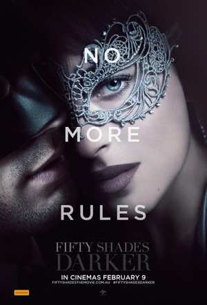 Fifty Shades Darker Poster