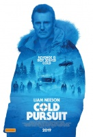 Cold Pursuit's poster
