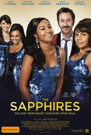 The Sapphires Film Poster