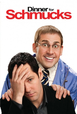 Dinner for Schmucks Film Poster
