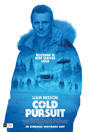 Cold Pursuit Film Poster