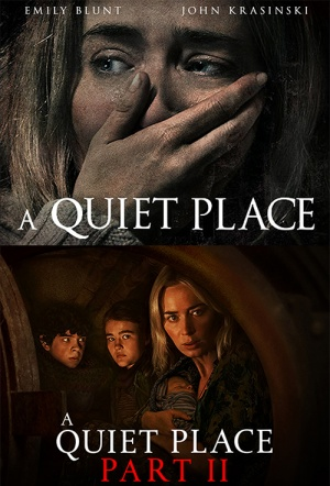 Double Feature: A Quiet Place
