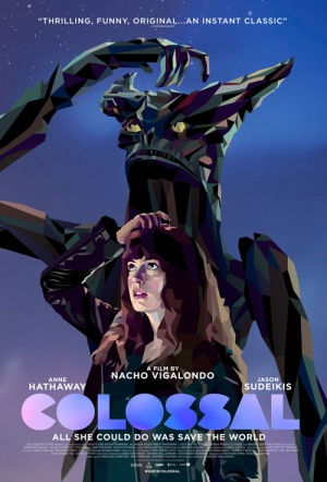 Colossal Film Poster