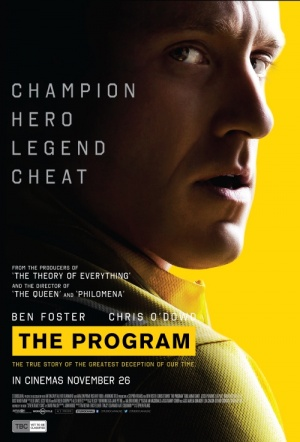 The Program Film Poster