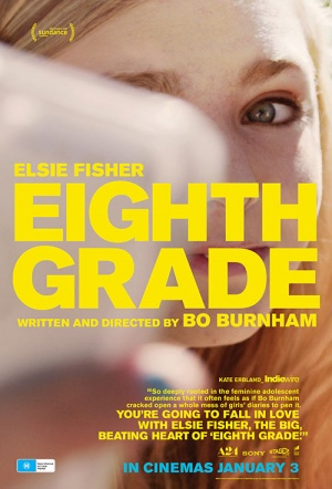 Eighth Grade Film Poster